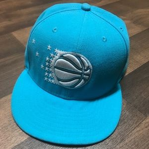 Orlando Magic Hardwood Classics Fitted Hat